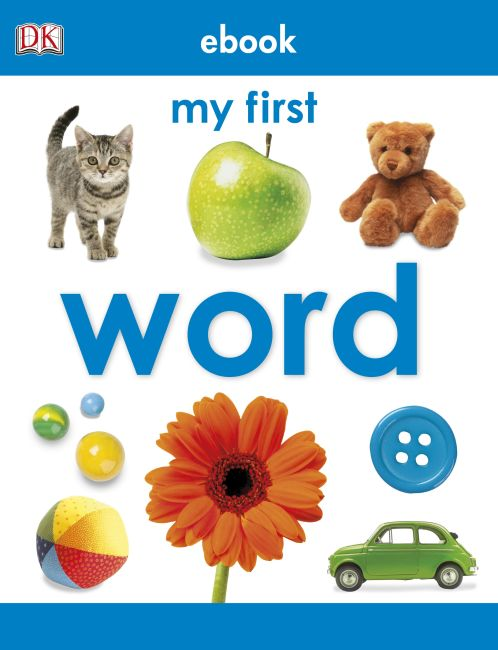eBook cover of My First Word