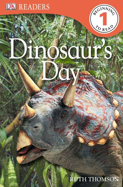 eBook cover of Dinosaur's Day