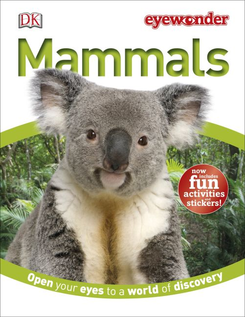 eBook cover of Mammals