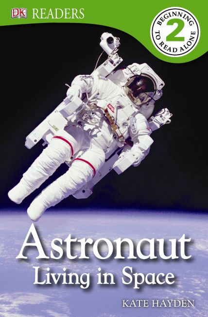 eBook cover of Astronaut - Living in Space