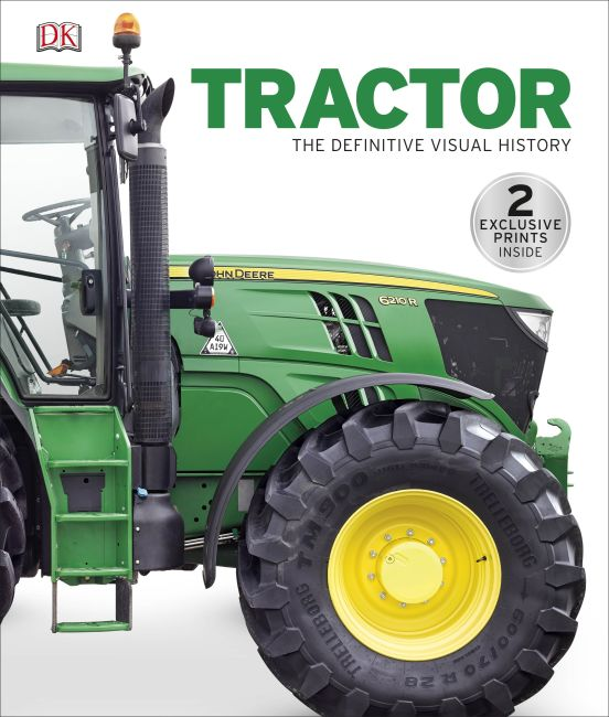 Hardback cover of Tractor