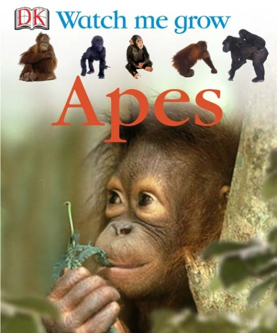 eBook cover of Apes