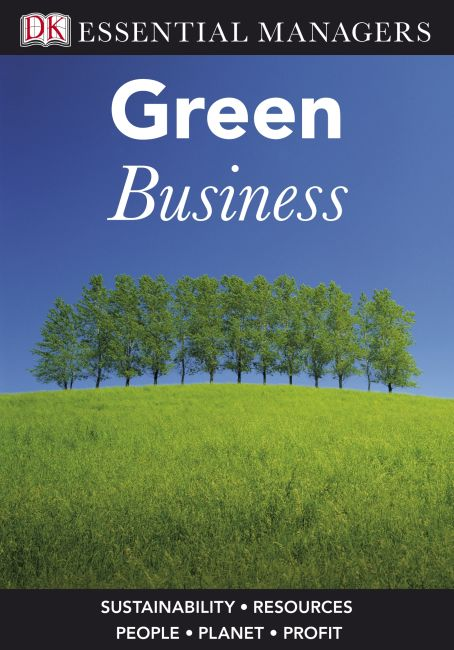eBook cover of Green Business