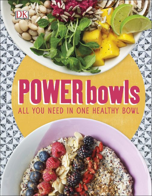 eBook cover of Power Bowls