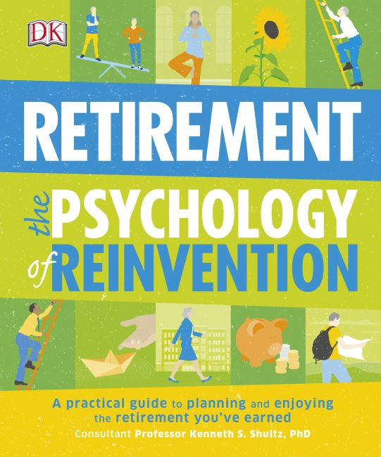 Flexibound cover of Retirement The Psychology of Reinvention
