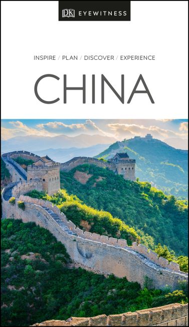Paperback cover of DK Eyewitness China