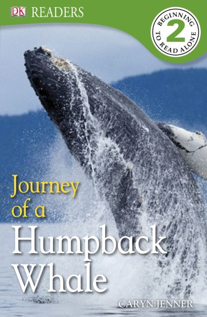eBook cover of Journey of a Humpback Whale