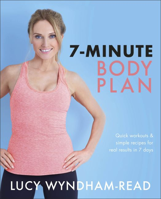 Paperback cover of 7-Minute Body Plan