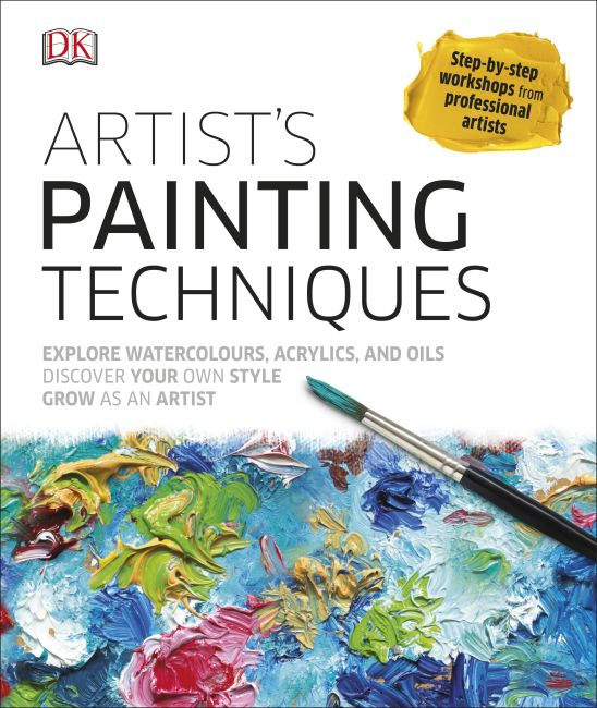 Hardback cover of Artist's Painting Techniques