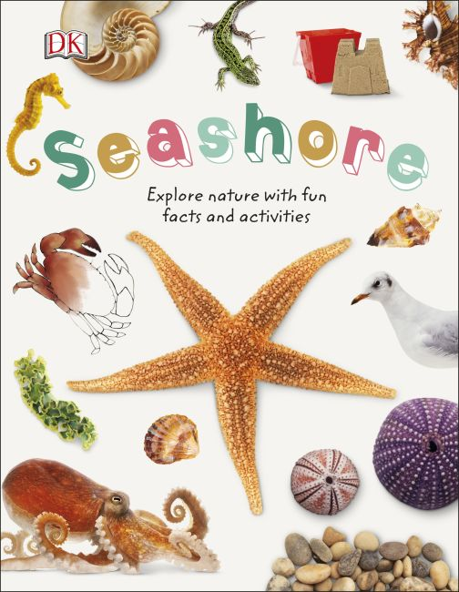 Hardback cover of Seashore