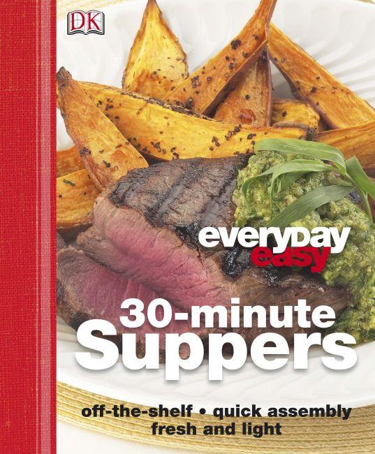 eBook cover of 30 Minute Supper