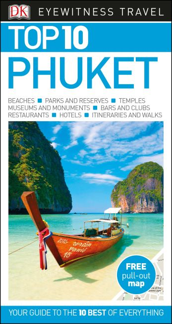 Paperback cover of Top 10 Phuket