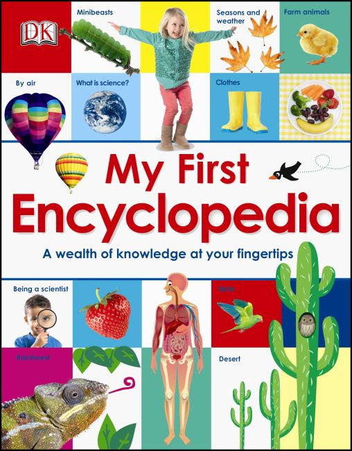 Hardback cover of My First Encyclopedia