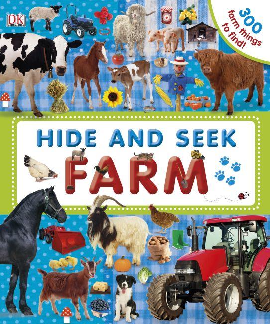 eBook cover of Hide and Seek Farm