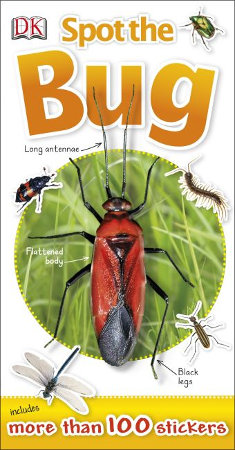 Paperback cover of Spot the Bug