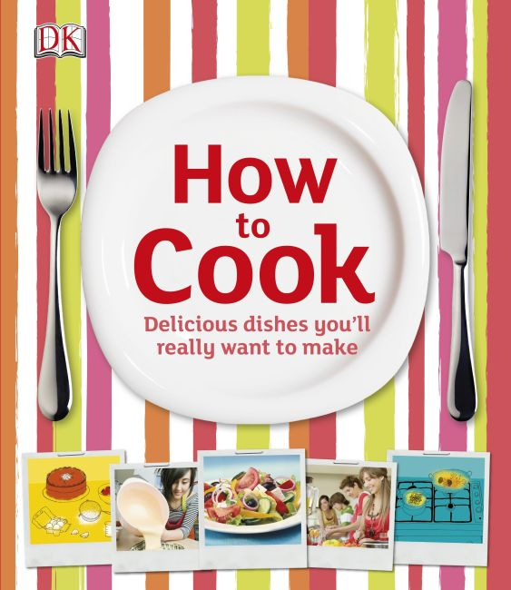 eBook cover of How To Cook