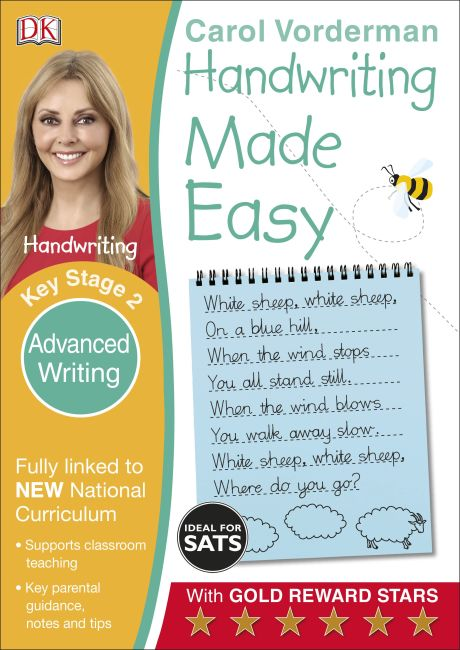 Paperback cover of Handwriting Made Easy Ages 7-11 Key Stage 2 Advanced Writing