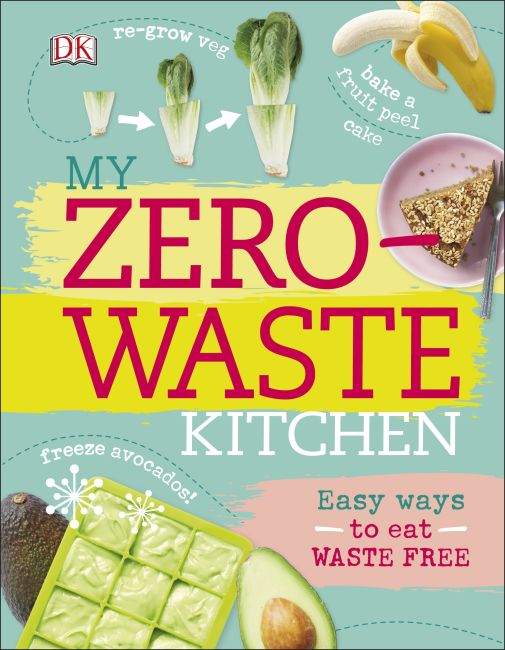 Hardback cover of My Zero-Waste Kitchen