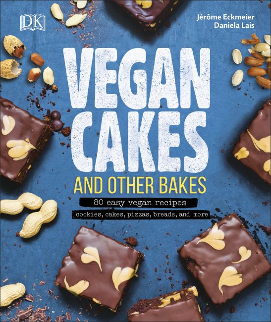 Hardback cover of Vegan Cakes and Other Bakes