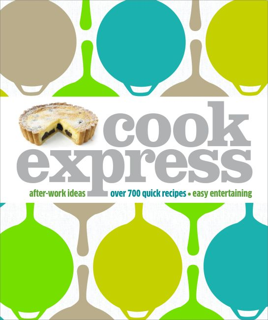 eBook cover of Cook Express