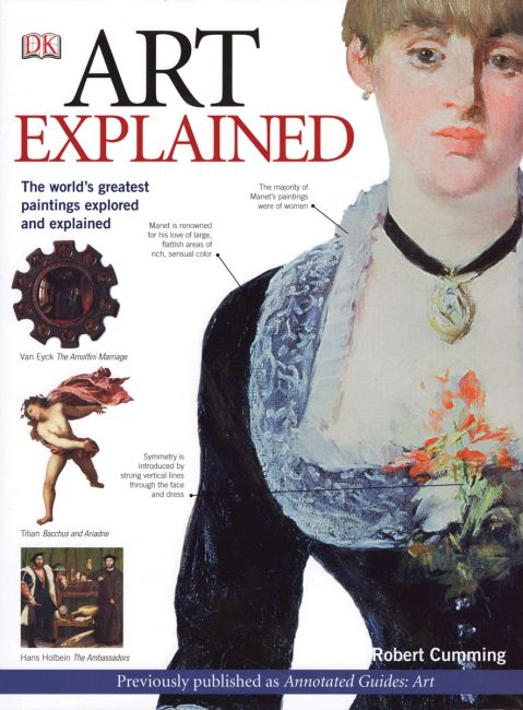 eBook cover of Art Explained