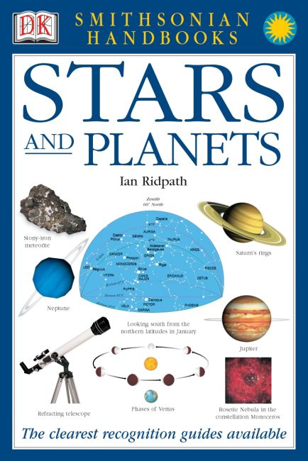 Flexibound cover of Handbooks: Stars & Planets