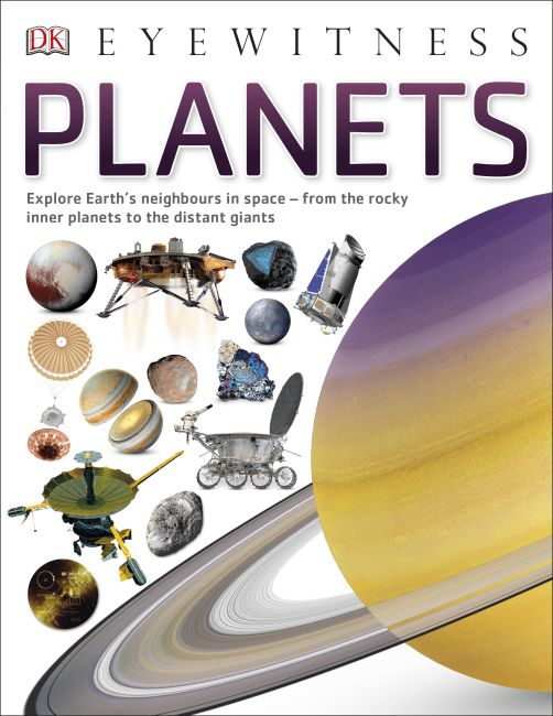 Paperback cover of Planets