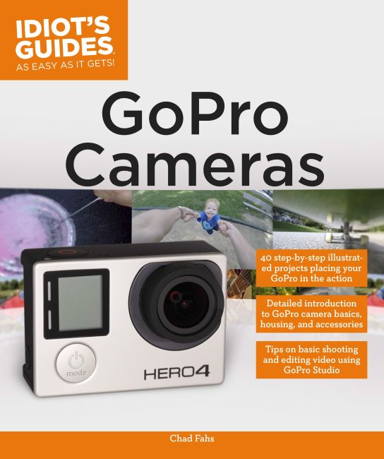 Paperback cover of GoPro Cameras