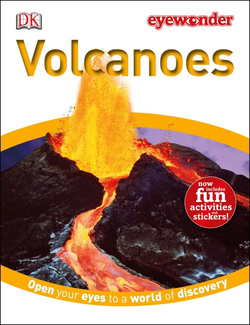 Hardback cover of Volcanoes