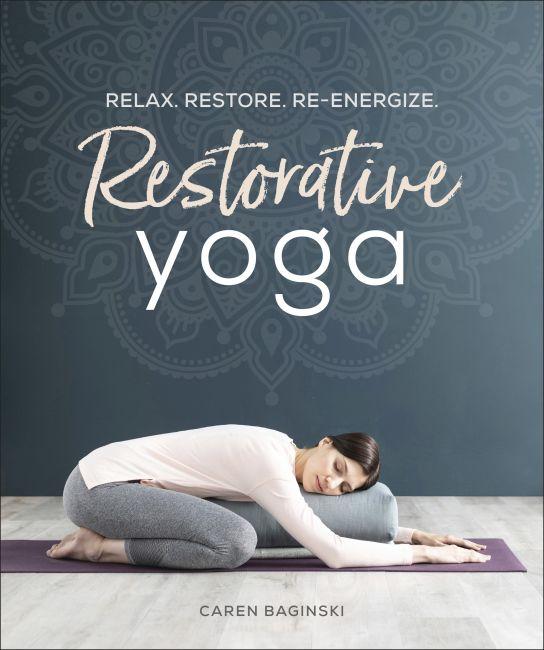 Paperback cover of Restorative Yoga