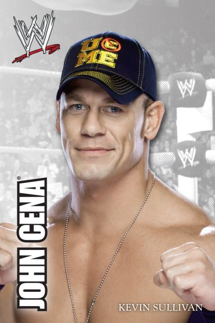 eBook cover of DK Reader Level 2:  WWE John Cena Second Edition