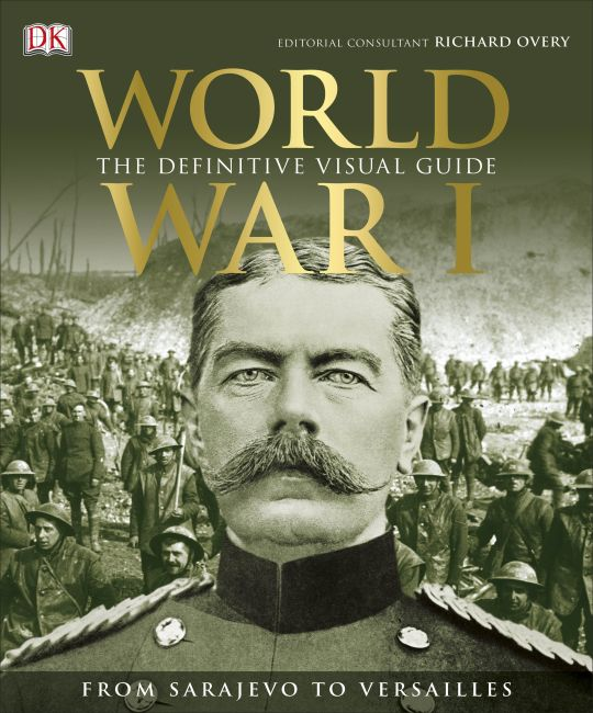 eBook cover of World War I
