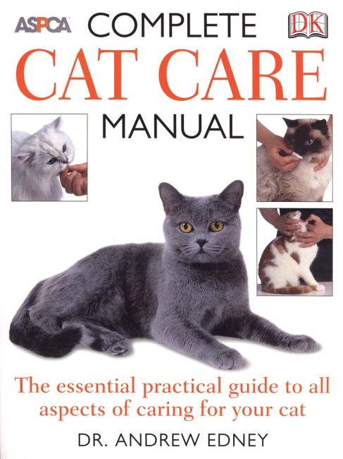 Paperback cover of Complete Cat Care Manual