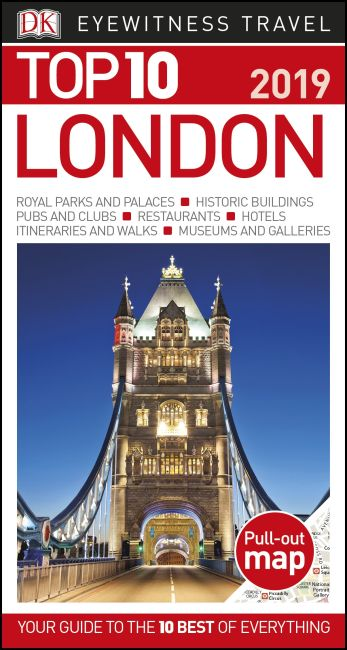 Paperback cover of Top 10 London