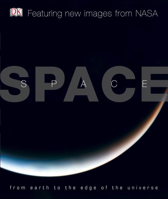eBook cover of Space