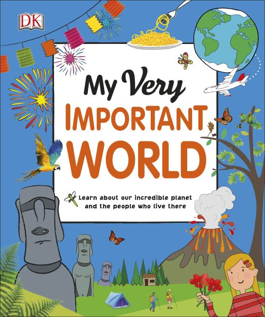 eBook cover of My Very Important World