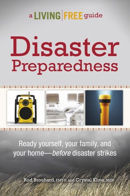 Paperback cover of Disaster Preparedness