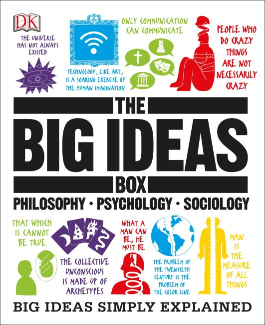 Boxed Set cover of The Big Ideas Box