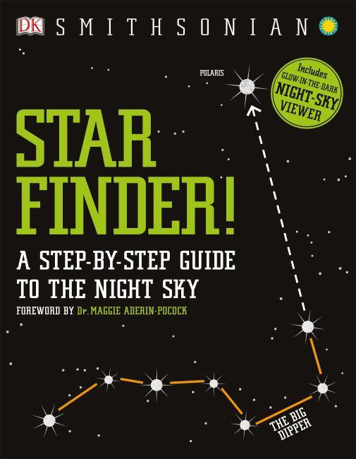 Paperback cover of Star Finder!