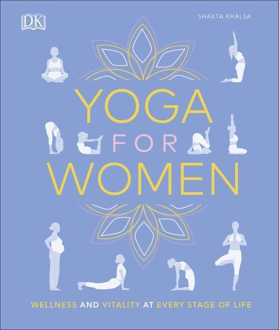 Hardback cover of Yoga for Women
