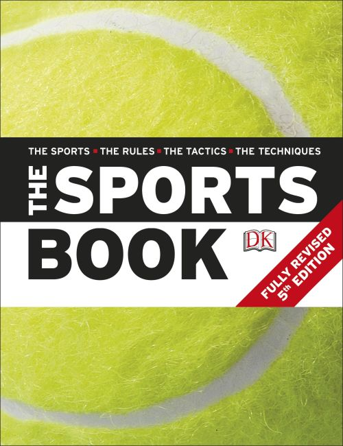 Hardback cover of The Sports Book