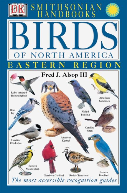 Flexibound cover of Handbooks: Birds of North America: East