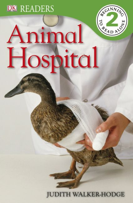 eBook cover of Animal Hospital