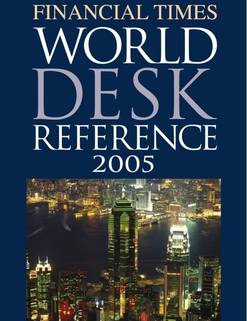 eBook cover of Financial Times World Desk Reference 2005