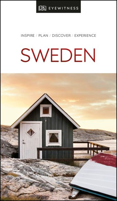 Paperback cover of DK Eyewitness Sweden