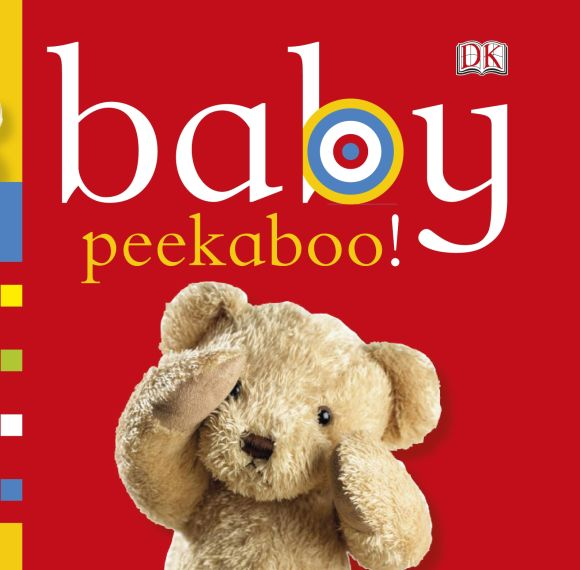 Board book cover of Baby: Peekaboo!