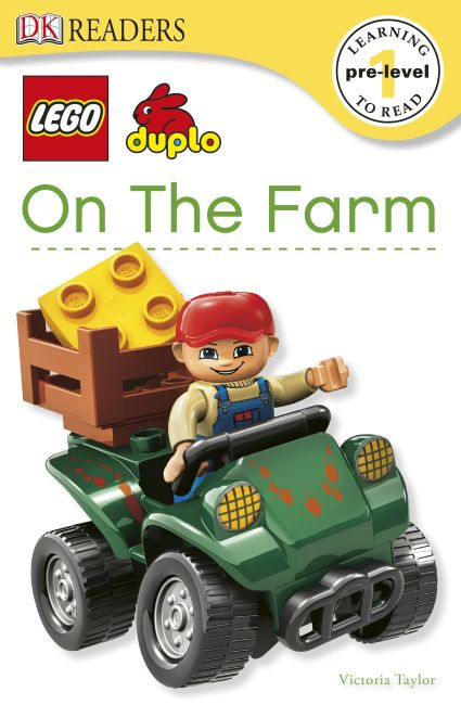 eBook cover of LEGO® DUPLO On The Farm
