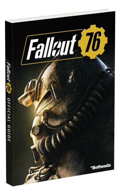 Paperback cover of Fallout 76