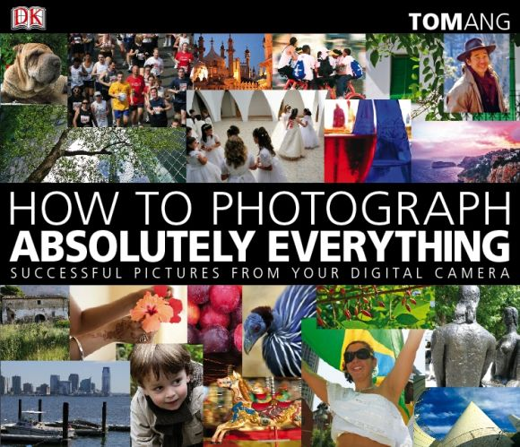 Paperback cover of How to Photograph Absolutely Everything