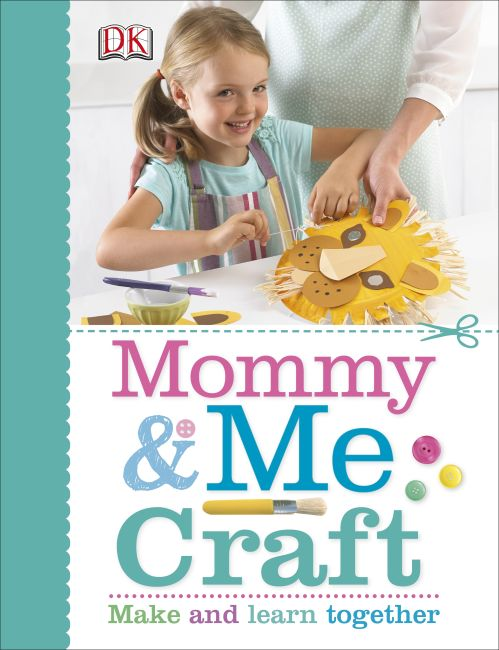 eBook cover of Mommy and Me Craft